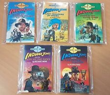 Indiana Jones ***BOOKS 1-5!!*** Find Your Fate Fighting Fantasy Style R L Stine