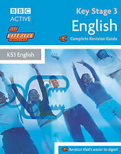 English: Complete Revision Guide (Bitesize KS3)-ExLibrary