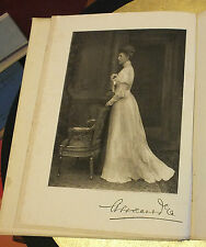 Queen Alexandra'a Christmas Gift book Photographs from my Camera Hardback 1908
