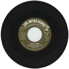 "LINDA JONES  ""I JUST CAN'T LIVE MY LIFE (WITHOUT YOU BABE)""  NORTHERN SOUL"