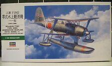 1/48 Hasegawa Mitsubishi F1M2 Type Zero Seaplane (Pete) Model 11 + Bonus Etch