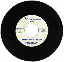 "BABY HUEY & THE BABY SITTERS  ""MESSIN' WITH THE KID"" R&B / CLUB CLASSIC  LISTEN!"