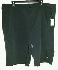 Old Navy Activewear Black Work-Out Shorts, Men's XXL, NWT-Free Shipping