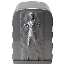 NEW Star Wars Han Solo in Carbonite 3D 4 Liter Thermoelectric Mini Fridge Cooler