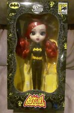 2011 SDCC exclusive Batgirl Pullip doll by Jun Planning Japan Batman