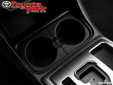 2011-2016 TOYOTA TACOMA OEM (LEFT) FRONT CONSOLE CUP HOLDER INSERT 66991-04012