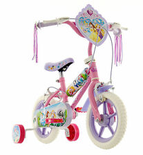 "Disney Princesses 12"" Bike with Stabilisers"