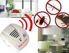 Ultrasonic Electronic Pest Repellers Anti Mouse Mosquito Insect Cockroach Reject