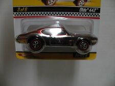 Hot Wheels 2007 ,Series 8, Neo Classics, Olds 442, Police