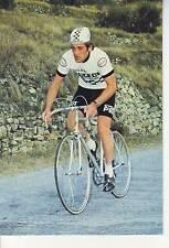 CYCLISME carte cycliste YVES HEZARD équipe PEUGEOT- ESSO