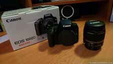 Canon EOS 1000d/REBEL XS 10.1mp DSLR NERO (kit con-S EF Lente) 18-55mm II