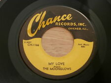 MOONGLOWS~MY LOVE~ SEPTEMBER SONG~CHANCE~~ DOO WOP 45