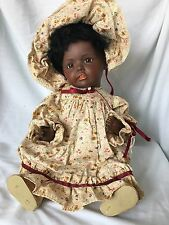 Antique Artist German Kestner Hilda Baby Doll African American Black