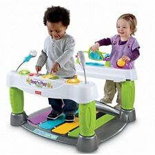 Fisher-Price Little Superstar Step N' Play Piano Multi-Color