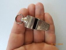 Vintage Whistle The Acme Thunderer, has wear, working condition
