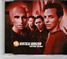 (FK366) Vertical Horizon, Everything You Want - 2000 CD