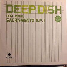 DEEP DISH • Sacramento E P 1 • Doppio Vinile 12 Mix • DV 444
