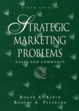 Strategic Marketing Problems: Cases and Comments (9th Edition) Kerin, Roger A.,