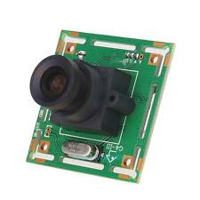 HD 700TVL Sony CCD Effio-E Mini CCTV Security PCB Board FPV Camera 3.6mm Lens ##