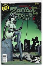 Zombie Tramp #20 PEPOY Risque Cover MATURE CONTENT Action Lab Danger Zone