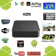 MQ S805 Smart TV BOX Android XBMC Quad Core 8 Go WIFI 1080p 4K Media Player DC