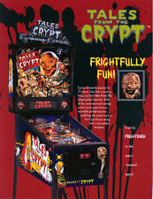 tales from the crypt pinball rom upgrade cpu display