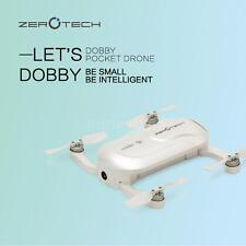 ZEROTECH DOBBY Wifi FPV Selfie Smart Drone W/ 4K 13MP HD Camera Quadcopter J1L7