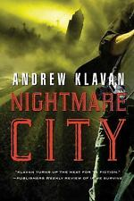 Nightmare City by Andrew Klavan (2013, Paperback)