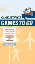 Gladstone's Games to Go: Verbal Volleys, Coin Contests, Dot Duels, and Other Gam