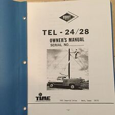 Array - versalift tel 29 manual  rh   recentdownloadfl cf