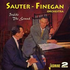 Inside The Sound - Sauter-Finegan Orchestra (2007, CD NIEUW)2 DISC SET