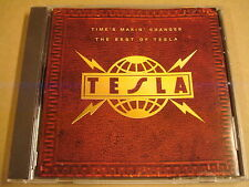 CD / THE BEST OF TESLA - TIME'S MAKIN' CHANGES