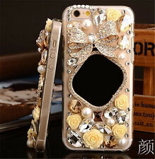 Glitter Luxury Bling Diamonds Crystal hard Back Phone Case Cover For Blackberry