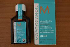 Sealed Moroccanoil Light for fine or light-coloured hair 25ml travel size