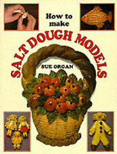 Salt Dough Models, Sue Organ