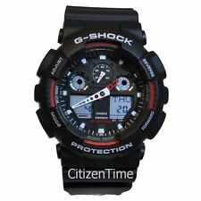 "-NEW- Casio Big G-Shock Watch ""Just Released"" GA100-1A4"
