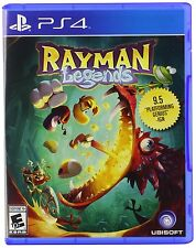 Rayman Legends PlayStation 4 Brand New Factory Sealed