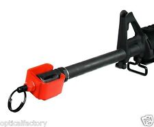 RED! 5.56 Rifle Blank Firing Adaptor mount with Integral Housing