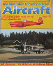 Encyclopedia of Aircraft Issue 55 Mikoyan-Gurevich MiG-15 cutaway drawing
