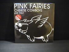 PINK FAIRIES - Chinese Cowboys: Live 1987 ' 2 X LP MINT & SEALED RSD RED LTD