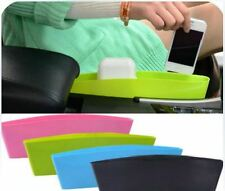 2PCS Universal Car Seat Pocket Catcher Sundries Container Case Storage Box