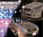 900X Silver Crystal Diamond Rhinestone Car/Mobile/PC Scrapbooking Sticker 3mm