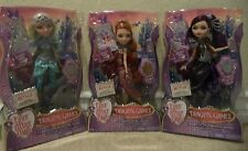 EVER AFTER HIGH DRAGON GAMES SET OF 3 RAVEN QUEEN HOLLY & DARLING *NEW*