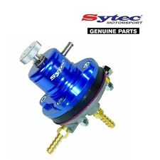 SYTEC MSV RACING ADJUSTABLE FUEL PRESSURE REGULATOR 2-6 BAR (BLUE)