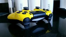 PS4 PS3 jaune fusion anti recul sniper breath auto run rapid fire controller