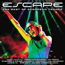 ESCAPE-The Best Of EUROPEAN TRANCE-Tiesto Remixes-RIVA-Lambda-CLASSIFIED PROJECT