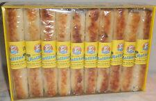 Coconut Milk Rolls Mexican Candy - Rollos De Cocada De Leche 20 Pieces Sealed