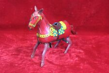 Old Vintage Antique Rare Wind Up Tin Toy Horse Home Decor Collectible PR-72