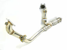 OBX Racing Exhaust Manifold Header For 2003 2004 2005 Honda Accord 3.0L V6 A/T