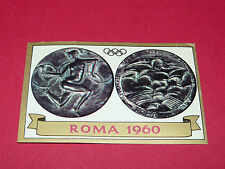 N°193 ROME ROMA 1960 PANINI OLYMPIA 1896 - 1972 JEUX OLYMPIQUES OLYMPIC GAMES